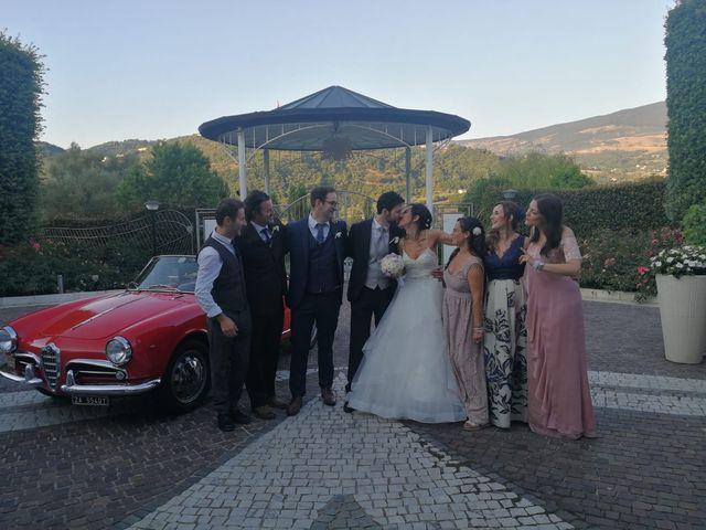 Il matrimonio di Paul e Angela a Muro Lucano, Potenza 6