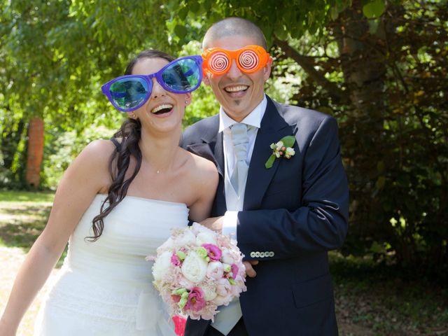 Le nozze di Giovanna e Luigi