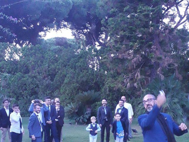 Il matrimonio di Stefano e Claudia a Cerveteri, Roma 4