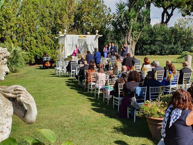 Il matrimonio di Stefano e Claudia a Cerveteri, Roma 2