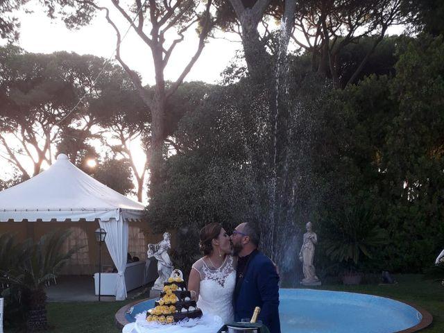 Il matrimonio di Stefano e Claudia a Cerveteri, Roma 10