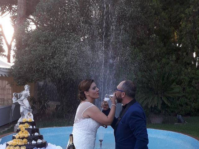 Il matrimonio di Stefano e Claudia a Cerveteri, Roma 14
