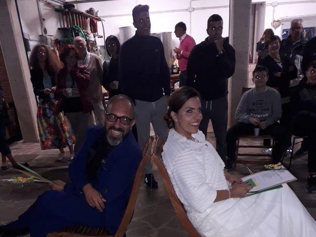 Il matrimonio di Stefano e Claudia a Cerveteri, Roma 16