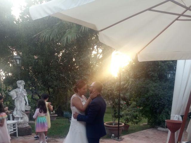 Il matrimonio di Stefano e Claudia a Cerveteri, Roma 18