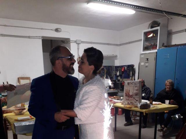 Il matrimonio di Stefano e Claudia a Cerveteri, Roma 19