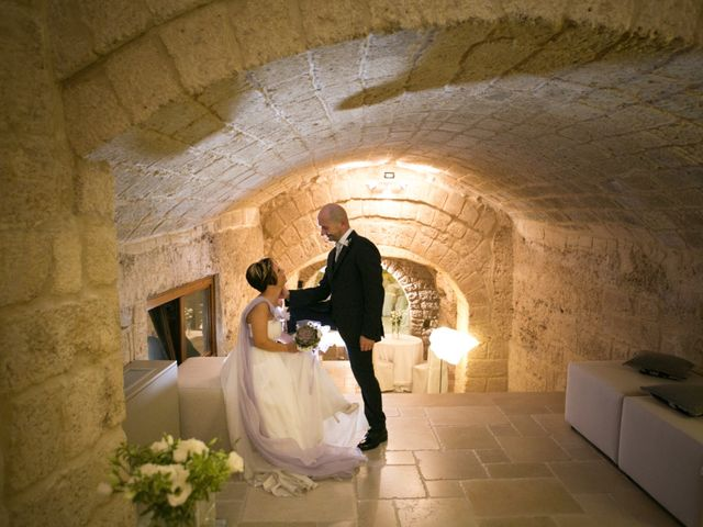Il matrimonio di Alessandro e Angela a Altamura, Bari 16