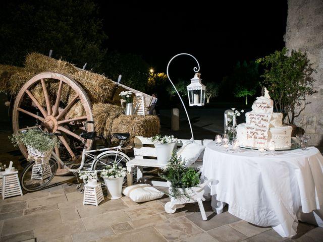 Il matrimonio di Alessandro e Angela a Altamura, Bari 22