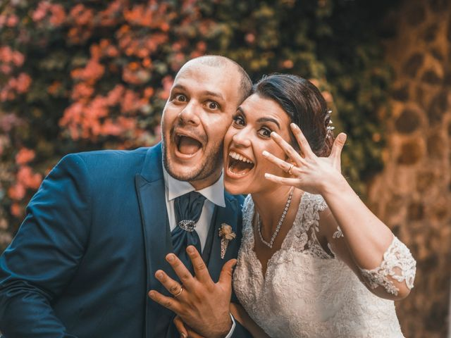 Le nozze di Caterina e Vincenzo