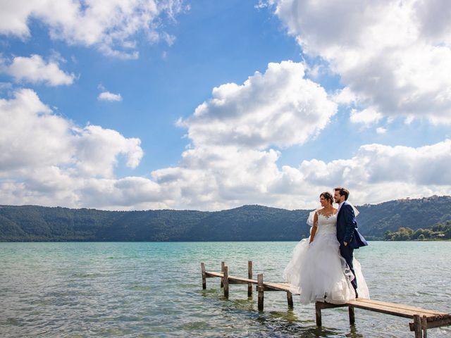 Le nozze di Antonella e Gabriele