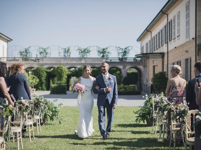 Il matrimonio di Lea e Christian a Agrate Brianza, Monza e Brianza 24