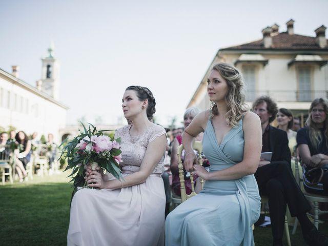 Il matrimonio di Lea e Christian a Agrate Brianza, Monza e Brianza 31