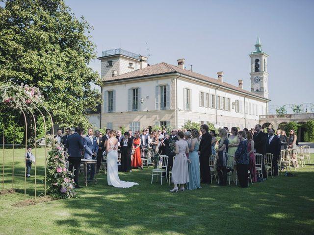 Il matrimonio di Lea e Christian a Agrate Brianza, Monza e Brianza 40