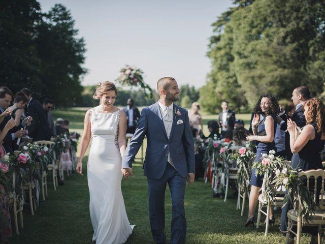 Le nozze di Christian e Lea