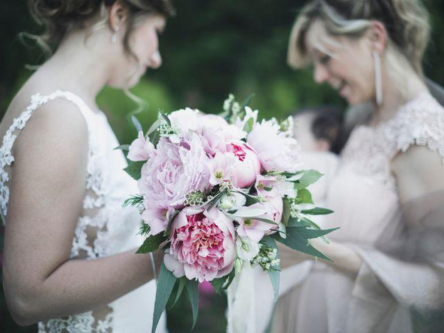 Il matrimonio di Lea e Christian a Agrate Brianza, Monza e Brianza 43