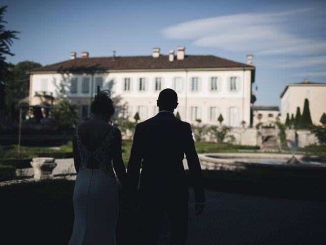 Il matrimonio di Lea e Christian a Agrate Brianza, Monza e Brianza 46