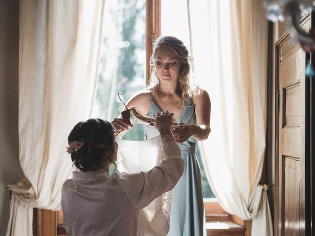 Il matrimonio di Lea e Christian a Agrate Brianza, Monza e Brianza 12