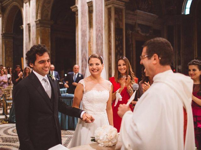 Il matrimonio di Carlo e Alessandra a Roma, Roma 25