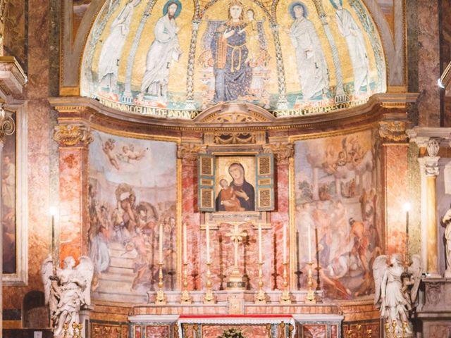 Il matrimonio di Carlo e Alessandra a Roma, Roma 26