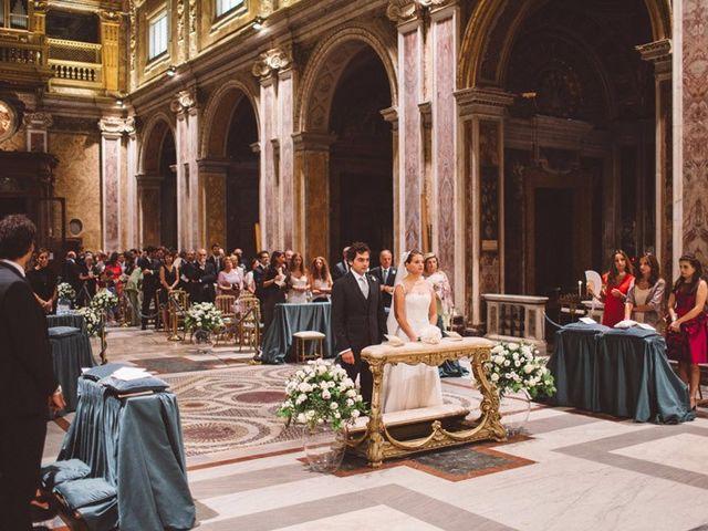 Il matrimonio di Carlo e Alessandra a Roma, Roma 27