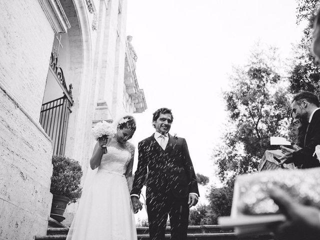 Il matrimonio di Carlo e Alessandra a Roma, Roma 28