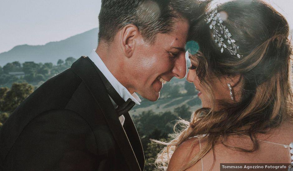 Il matrimonio di Antonio e Imma a Ruviano, Caserta