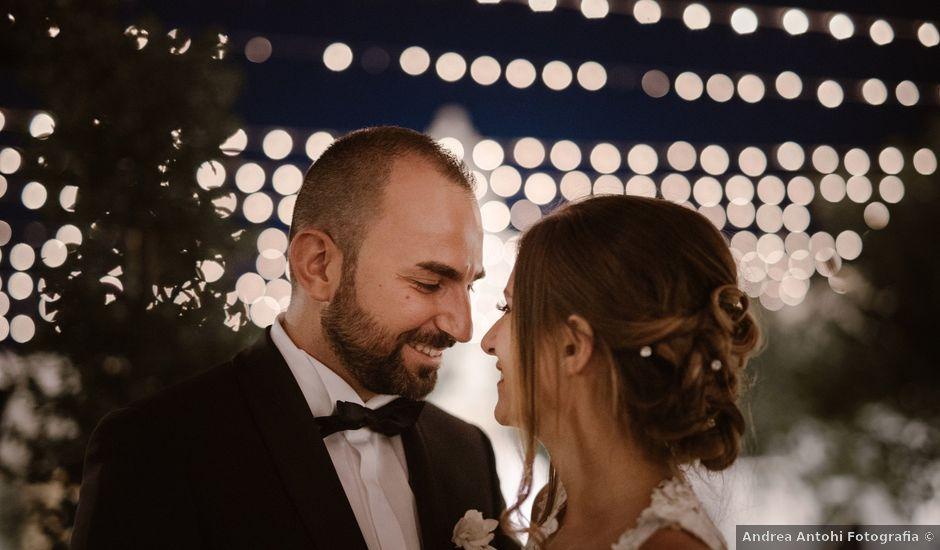 Il matrimonio di Donato e Mariagiovanna a Cisternino, Brindisi