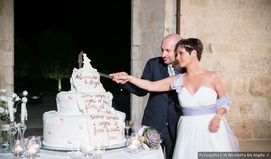 Il matrimonio di Alessandro e Angela a Altamura, Bari