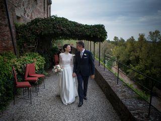 Le nozze di Nicole e Stefano