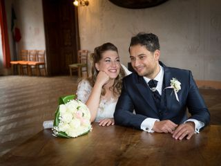 Le nozze di Valentina e Cristian