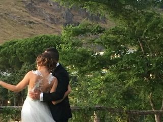Le nozze di Rossella Lazzaro e Roberto Magi Meconi 1