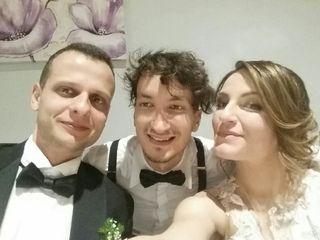 Le nozze di Rossella Lazzaro e Roberto Magi Meconi 3