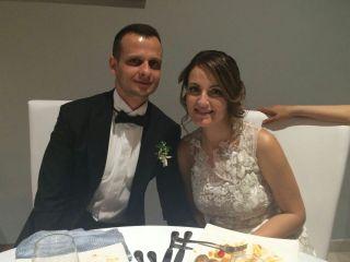 Le nozze di Rossella Lazzaro e Roberto Magi Meconi