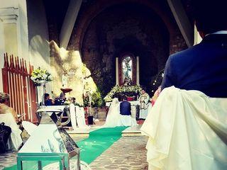 Le nozze di Francesco e Alessia 1