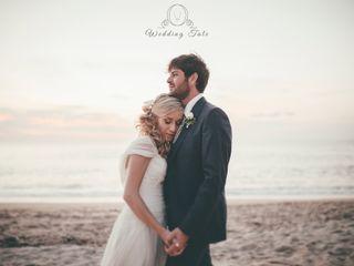 Le nozze di Francesco e Alessia