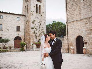 Le nozze di Raffaella e Mauro