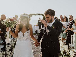 Le nozze di Lorenzo e Nelly