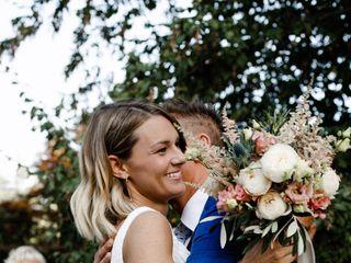 Le nozze di Vanessa e Norberto 3