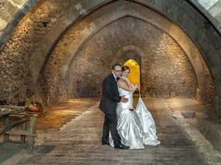 Le nozze di Maria Rita e Maurizio