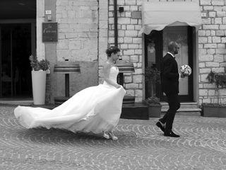 Le nozze di Clara e Gabriele