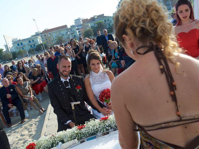 Il matrimonio di Fulvio e Monica a Pescara, Pescara 14
