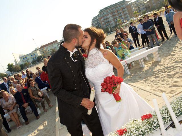 Il matrimonio di Fulvio e Monica a Pescara, Pescara 1