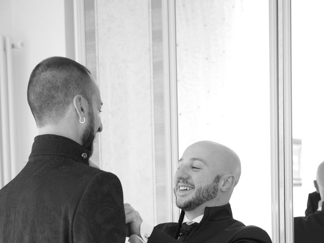 Il matrimonio di Fulvio e Monica a Pescara, Pescara 19