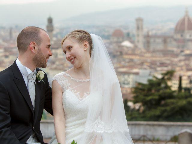 le nozze di Gabriele e Paola
