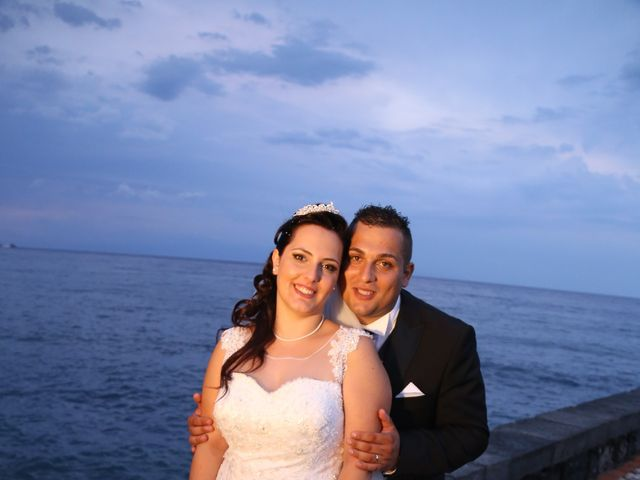 Il matrimonio di Valentina e Salvatore a Gaggi, Messina 4