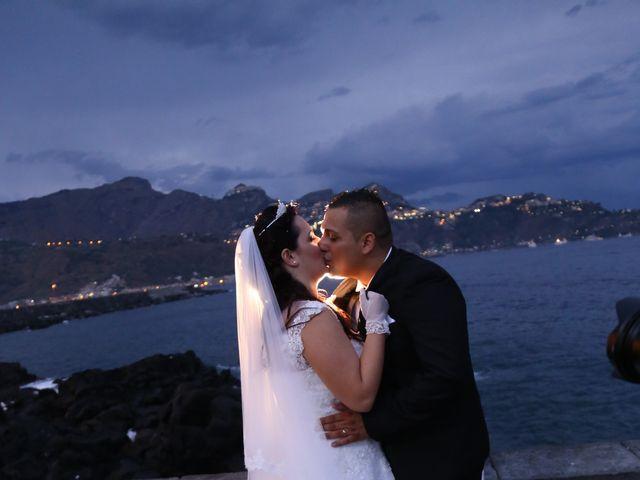 Il matrimonio di Valentina e Salvatore a Gaggi, Messina 5