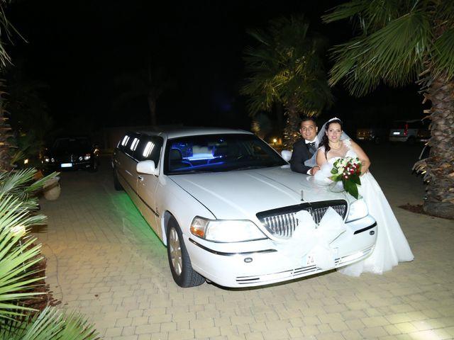 Il matrimonio di Valentina e Salvatore a Gaggi, Messina 2