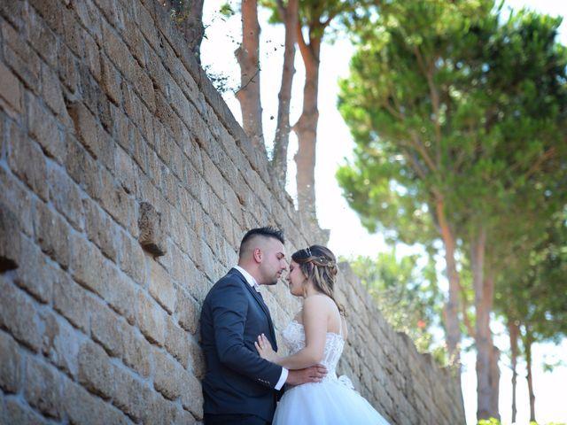 le nozze di Paola e Serafino