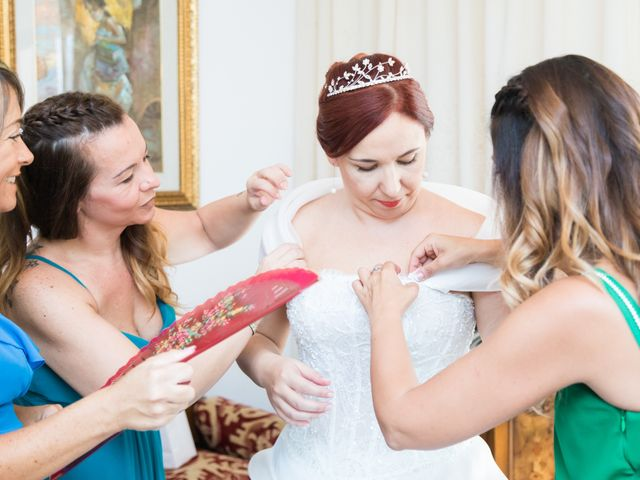 Il matrimonio di Michele e Anna Rita a Pula, Cagliari 15