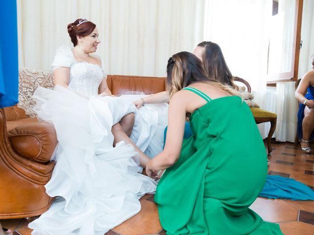 Il matrimonio di Michele e Anna Rita a Pula, Cagliari 16