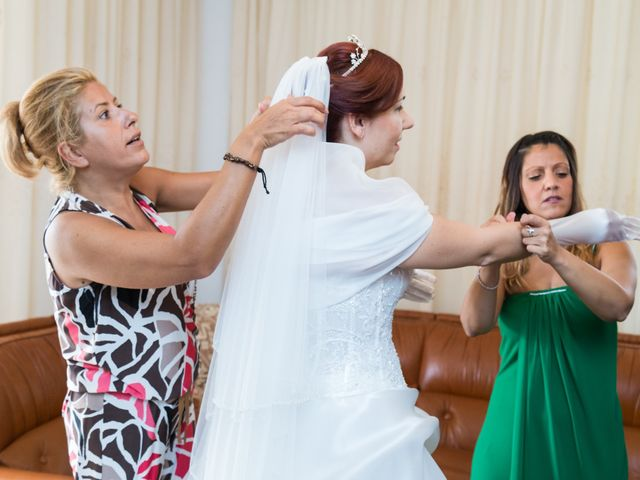 Il matrimonio di Michele e Anna Rita a Pula, Cagliari 18